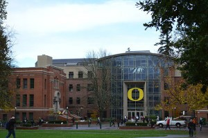 University of Oregon (image credit: Wikipedia)