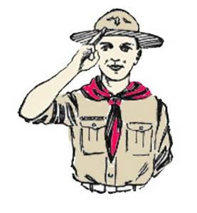 scout drawing