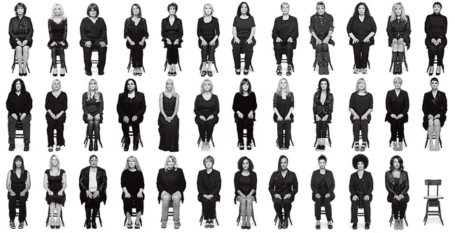 Cosby victims