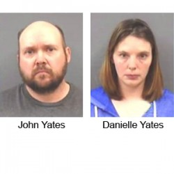 John Henry and Danielle Yates