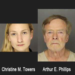 Christine M. Towers, Arthur E. Phillips